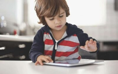 Screen Time for Kiddos